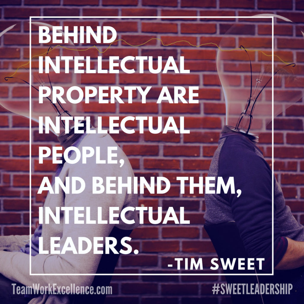 Intellectual Leaders #Inspirational
