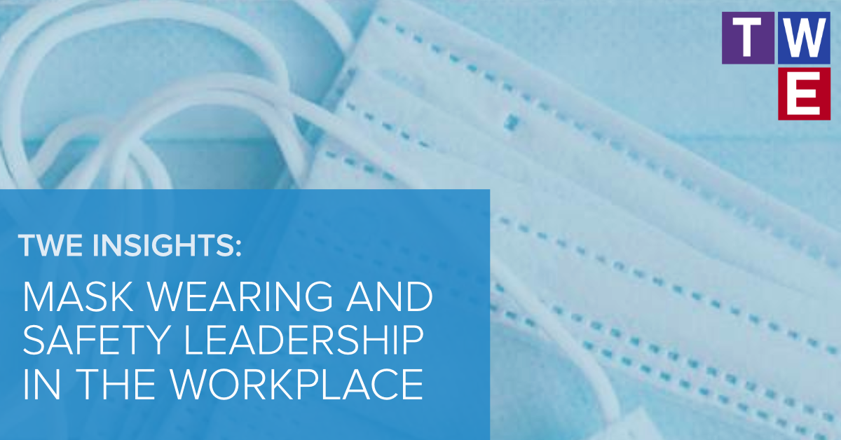 Time to face it: leaders have an enormous responsibility for safety and should wear face masks in the workplace. Use these facts and practices to help your team breathe easy.