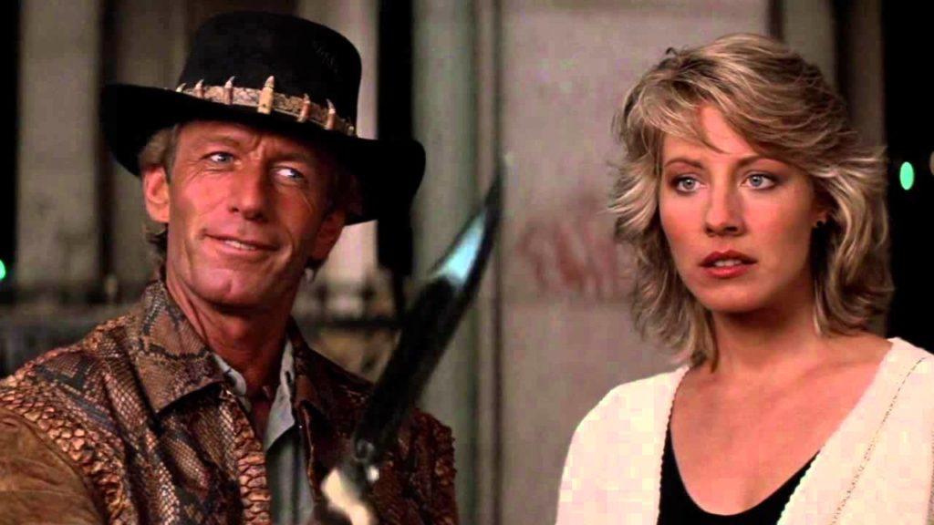 "How would Crocodile Dundee Define ""TEAM""?"